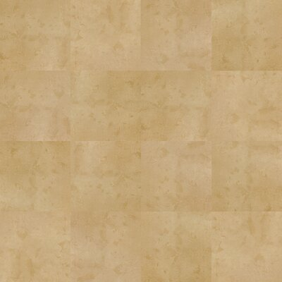 Petrology 36 x 36 x 5mm Luxury Vinyl Tile in Citrine