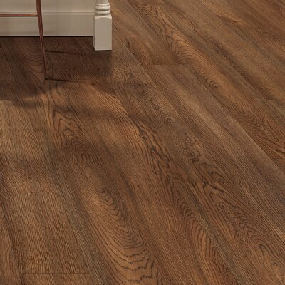 Cumberland Heights 7 x 49 x 1.5mm Luxury Vinyl Plank in Saddle Oak