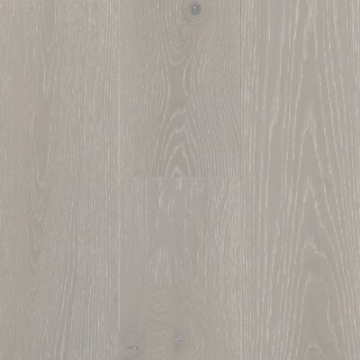 SAMPLE - Coastal Allure Engineered Oak Hardwood Flooring in Gray