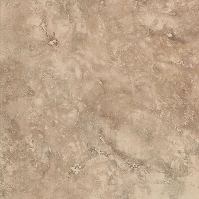 Mirador 13 x 13 Porcelain Field Tile in Brown Pearl