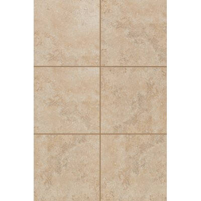 Medfordton Glazed 13 x 13 Porcelain Field Tile in Sandy Desert