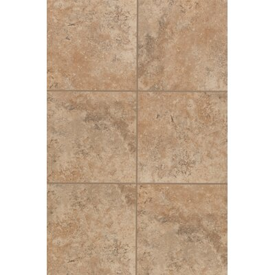 Medfordton Floor Glazed 13 x 13 Porcelain Field Tile in Golden Prairie