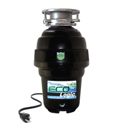 1 1/4 HP Continuous Feed Garbage Disposal