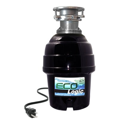 3/4 HP Batch Feed Garbage Disposal