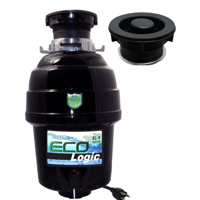 3/4 HP Continuous Feed Garbage Disposal