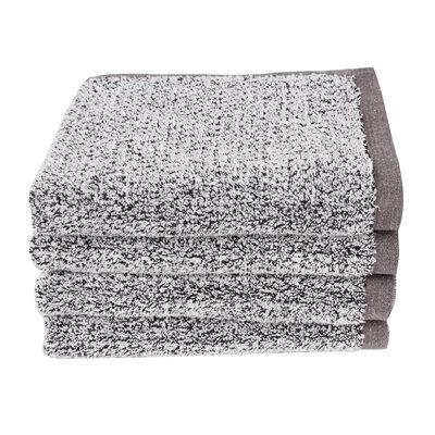 Diamond Jacquard Hand Towel Color: Dusk