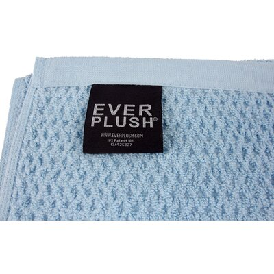 Diamond Jacquard 2 Piece Bath Sheet Set Color: Aquamarine