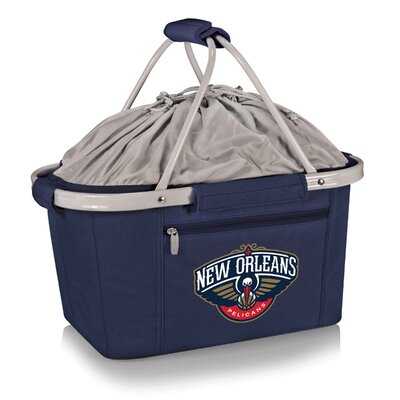 NBA New Orleans Hornets Metro Basket NBA Team: New Orleans Hornets, Color: Navy 645-00-138-314-4