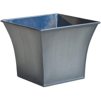 Zinc Pot Planter