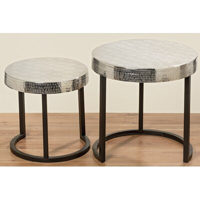 Crosby Street 2 Piece End Table Set