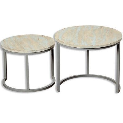 Cape Cod 2 Piece Nesting Tables