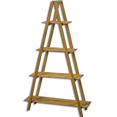 A-Frame 4 Tier Folding Standard Bakers Rack