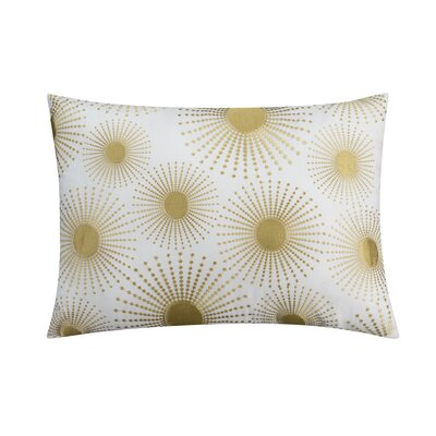 Aviary 100% Cotton Boudoir/Breakfast Pillow