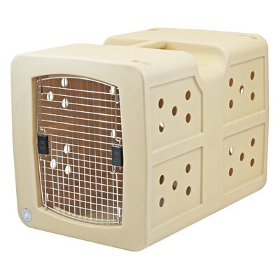 Bugsy Kennebec Pet Carrier Color: Desert Sand
