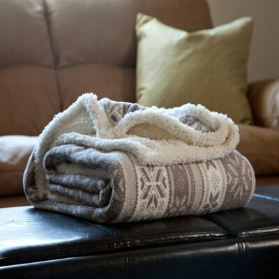 Kit Carson Throw Blanket