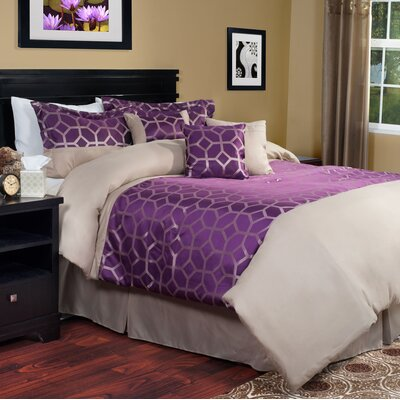 Comforter Set Size: King 31P-029-K