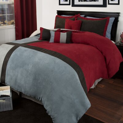 Comforter Set Size: King 31P-025-K
