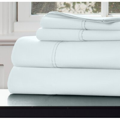 1000 Thread Count Sheet Set Size: King, Color: Sprout Green