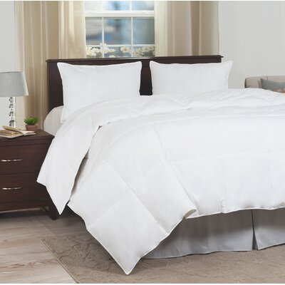 Ultra-Soft All Season Down Alternative Comforter Size: Twin