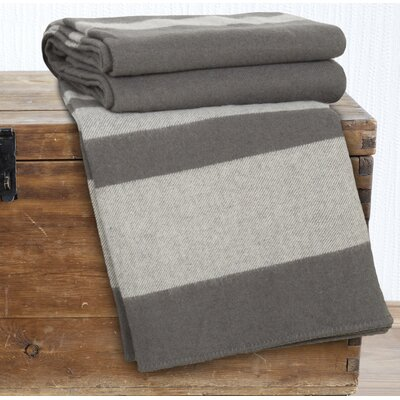 Australian Wool Blanket Size: Full / Queen, Color: Platinum