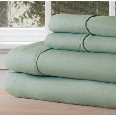 Sheet Set Color: Sage, Size: King