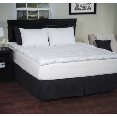 3 Mattress Topper Size: Twin
