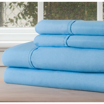 Sheet Set Color: Blue, Size: Twin