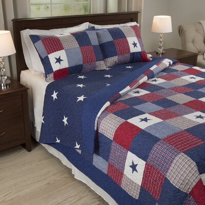 Annabelle Quilt Set Size: Full / Queen
