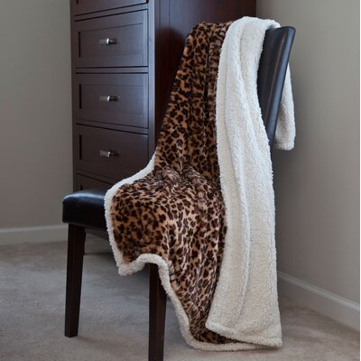 Fleece/Sherpa Throw