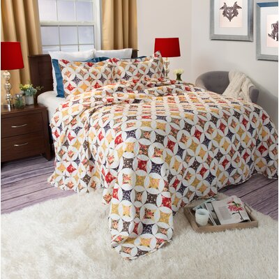 Ellie Quilt Set Size: King