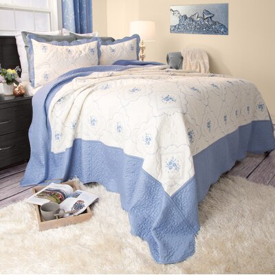 Isabelle Quilt Set Size: King