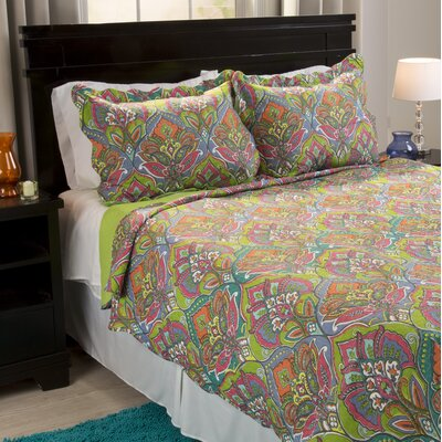 Callie Quilt Set Size: Full / Queen