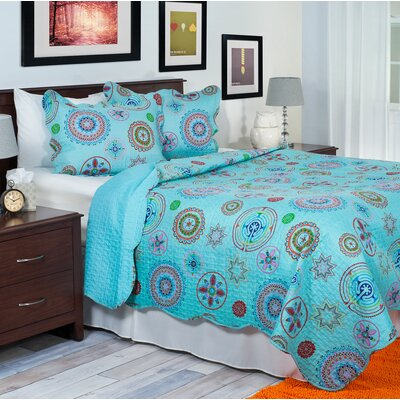 Audrey Quilt Set Size: King