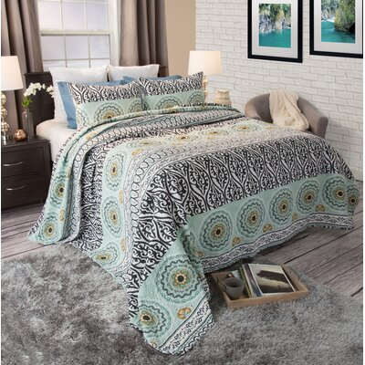 Lila Quilt Set Size: King
