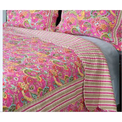 Lillian Quilt Set Size: King