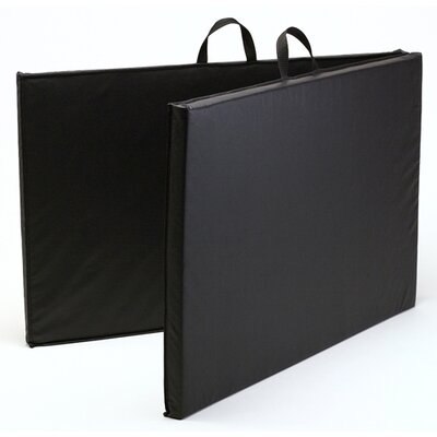 "Lease to own SPRI Folding Mat Size: 24"" x 7..."