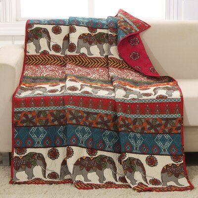 Kandula Quilted Throw