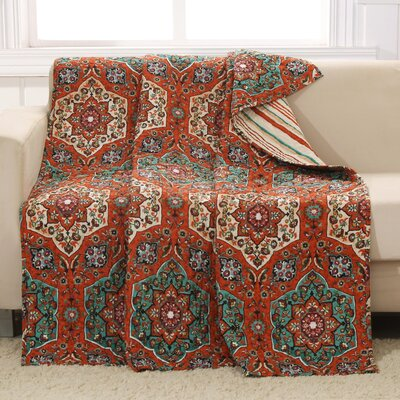 Sofia Quilted Throw