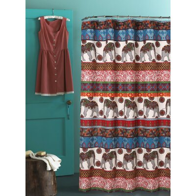 Kandula Shower Curtain