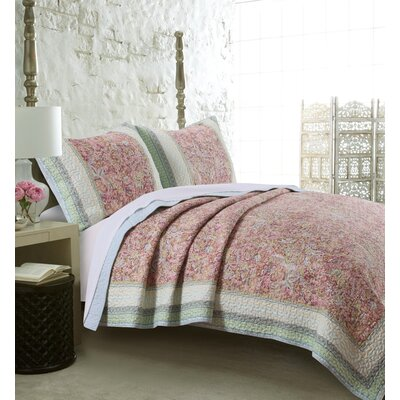 Caigan Quilt Set Size: King