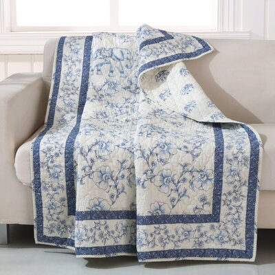 Brunwood Quilted Throw