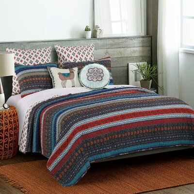 Woroud Reversible Quilt Set