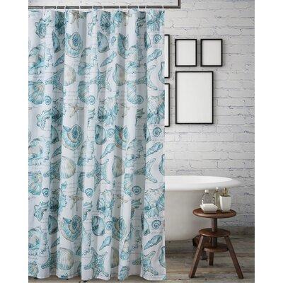 Cassette Shower Curtain
