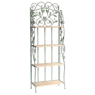 Burbage Tall Wooded Standard Bakers Rack