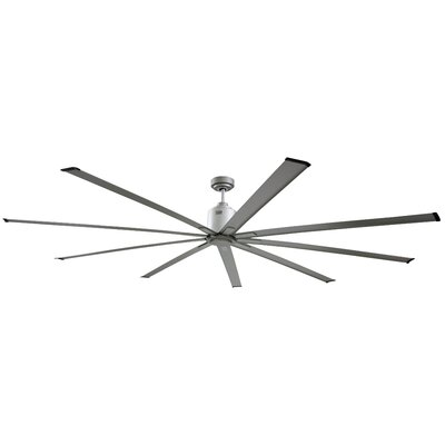 96 9 Blade Ceiling Fan with Remote