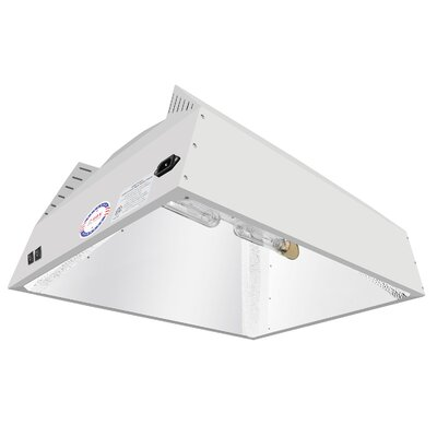 630 Watt Ceramic Metal Halide Grow Light Hood Reflector with Ballast