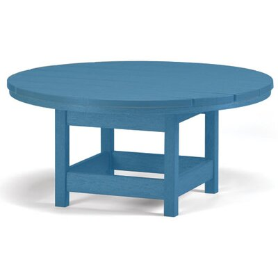 """SIESTA Round Conversation Table - Table Size: 17"""" H x 36"""" W x 36"""" D, Color: White at Sears.com"""