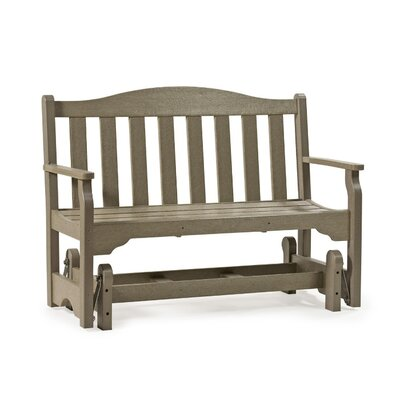 "SIESTA Quest Garden Bench - Finish: Aqua, Size: 36"" at Sears.com"