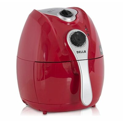 4.2 Liter Electric Air Fryer Color: Red 048-GM-48207