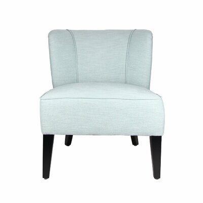 Soft Fabric Lien Leisure Slipper Chair